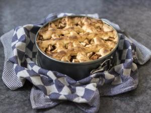 Aprenda a fazer uma deliciosa torta de maçã!