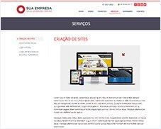 Serviços / Soluções - Site Pronto Certoweb