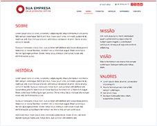 Sobre a Empresa - Site Pronto Certoweb