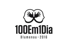 100 em 1 Dia Blumenau 2016