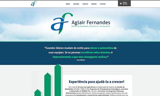 Aglair Fernandes - Gestão da Qualidade, Consultoria e Treinamentos