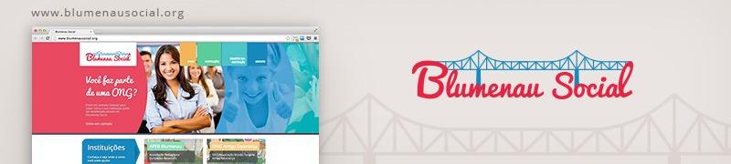 Blumenau Social - Banco de dados sobre o 3º Setor