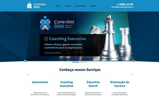 Conexões DHO - Consultoria em Desenvolvimento Humano e Organizacional
