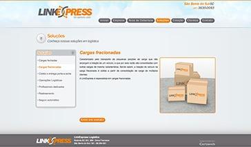 LinkExpress Logística - Transportadora