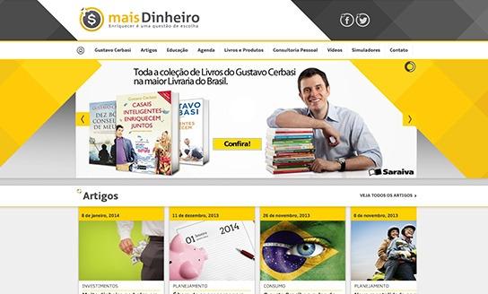 Mais Dinheiro - Site do escritor, consultor e palestrante Gustavo Cerbasi