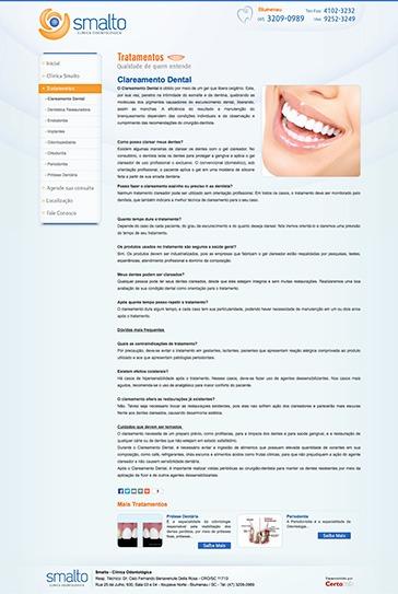 Smalto - Clínica Odontológica