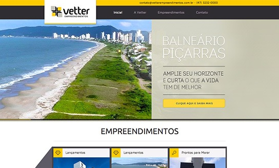 Vetter Empreendimentos - Construtora e Incorporadora