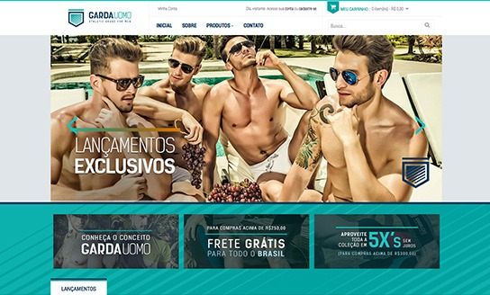 Garda Uomo - Athletic Brand for Men