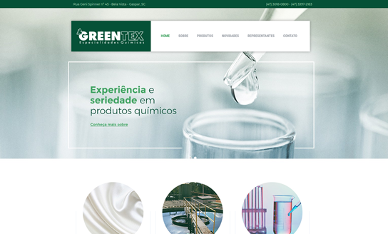 Greentex Química