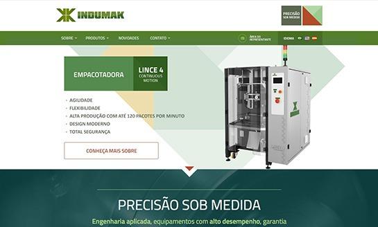 Indumak - Indústria de Máquinas