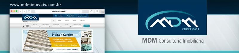 MDM Imóveis - Consultoria Imobiliária