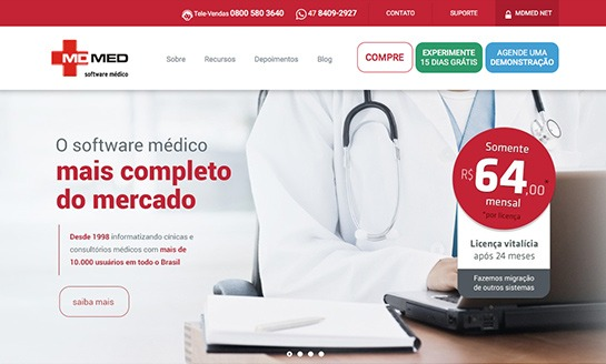 MDMed - Software Médico