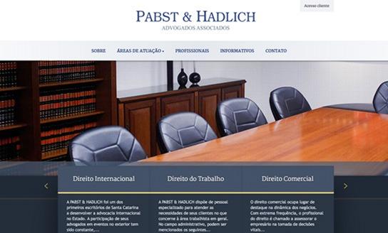 Pabst & Hadlich - Advogados Associados