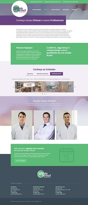 Spazio Dentall - Centro de Reabilitação Oral