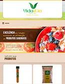 Vida e Cia - Distribuidora de Alimentos Saudáveis
